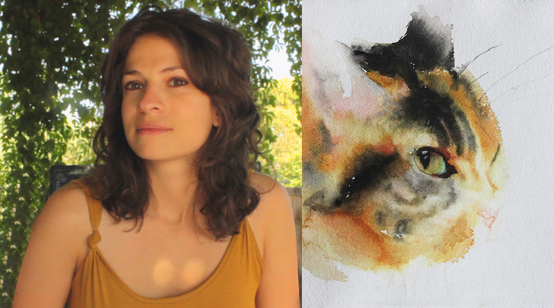 Marie B artiste peintre